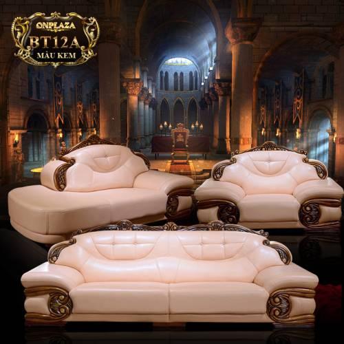 Sofa tân cổ điển có độ bền cao