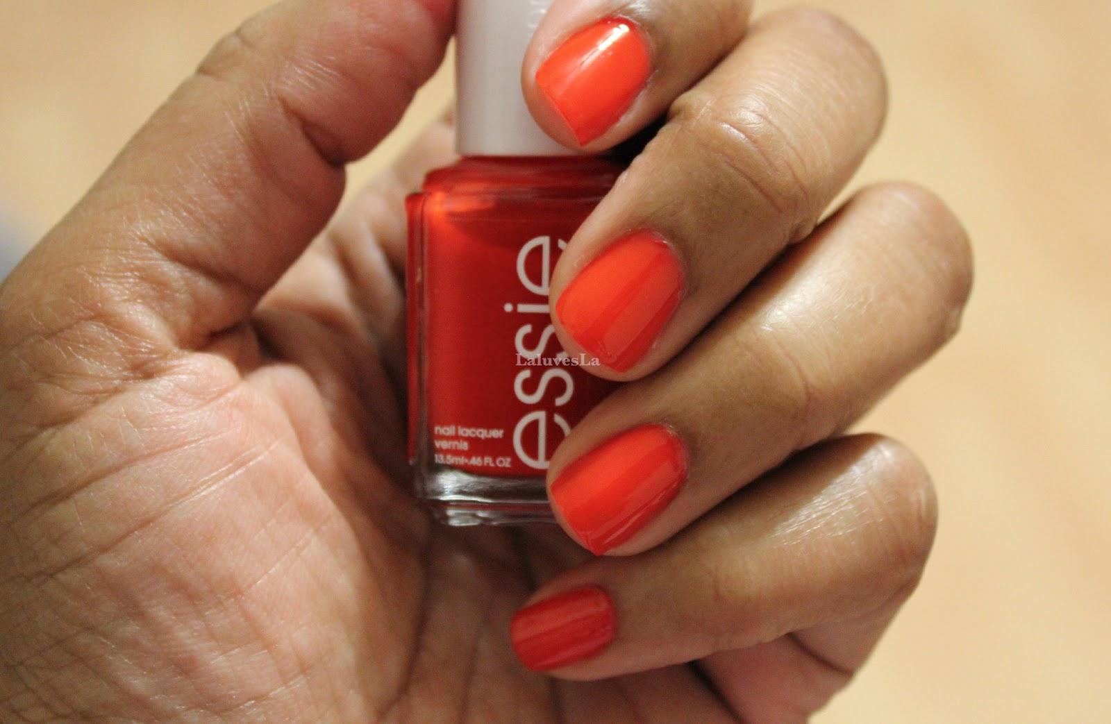 Essie Clambake Elle Loves Elle...