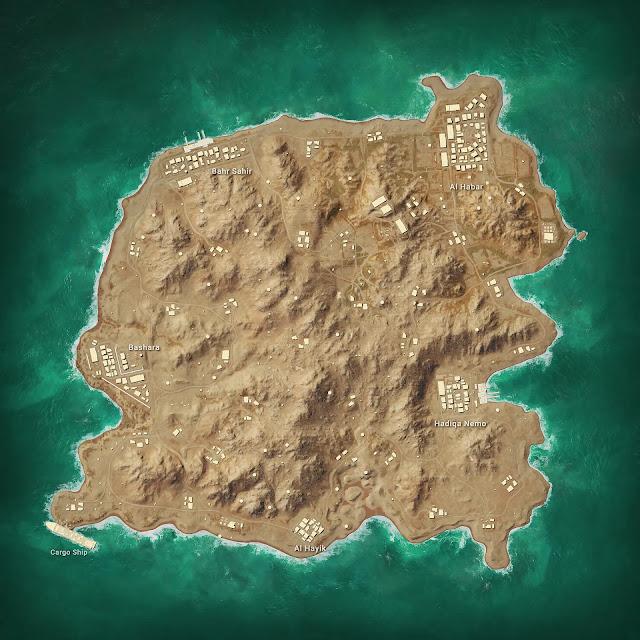 تقديم رسميا الموسم السادس للعبة PUBG و خريطة جديدة في أرض عربية