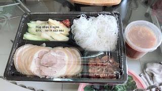 Đơn vị bán hộp nhựa đựng cơm 4 ngăn dùng 1 lần giá rẻ nhất tại TP.HCM