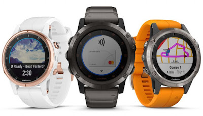 Garmin fēnix 5S Plus, 5 Plus and 5X Plus launched