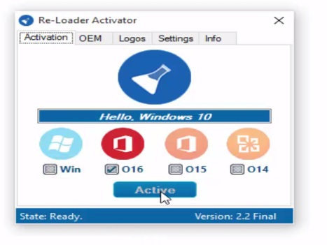 ms office 2016 activation