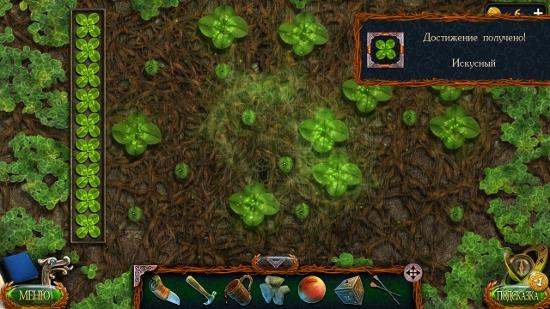 решение мини игры с цветами на поле в игре затерянные земли 4 скиталец