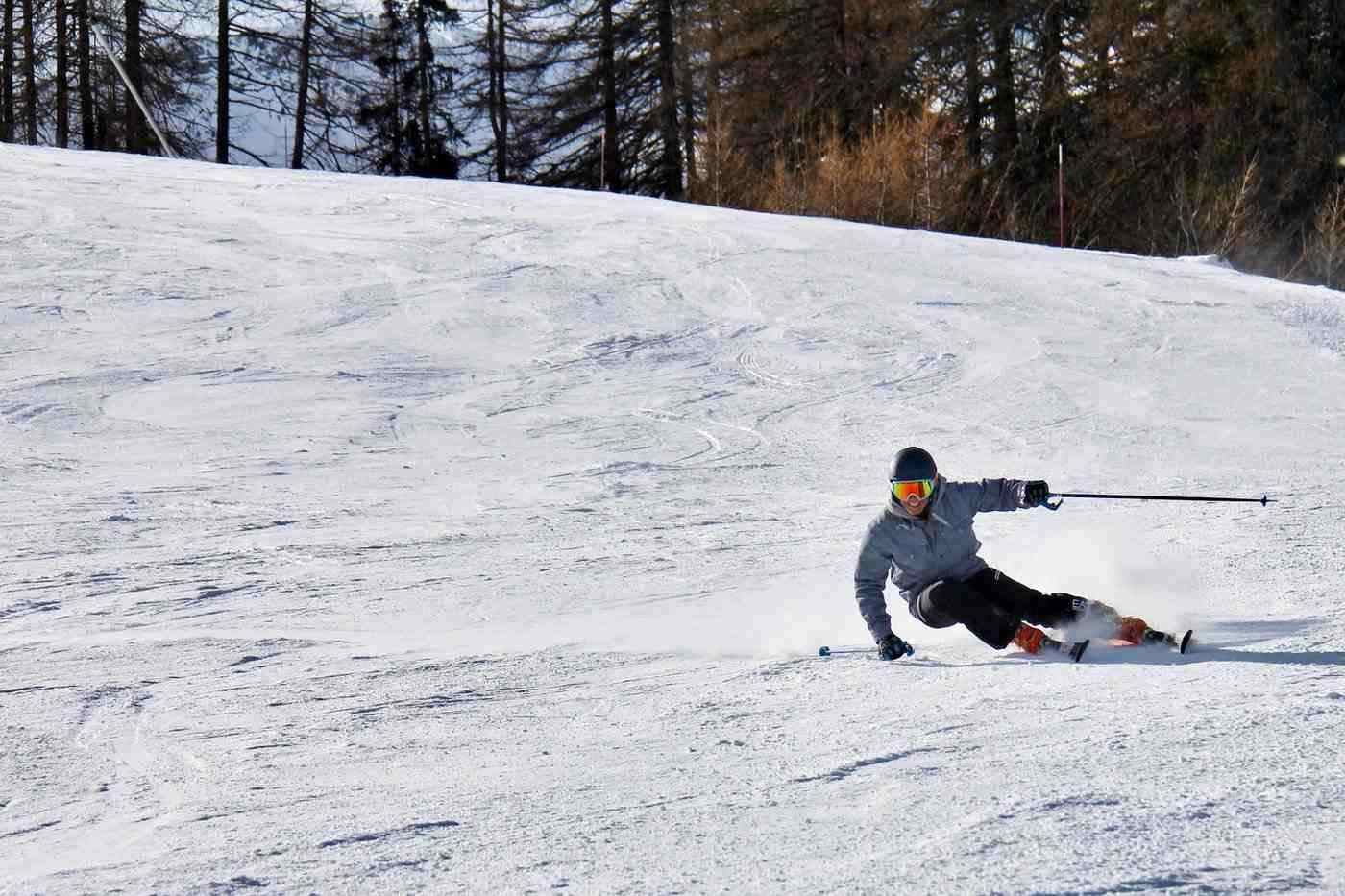 Skiing_Snowboarding - 7 best things to do in Duluth, Minnesota in winter