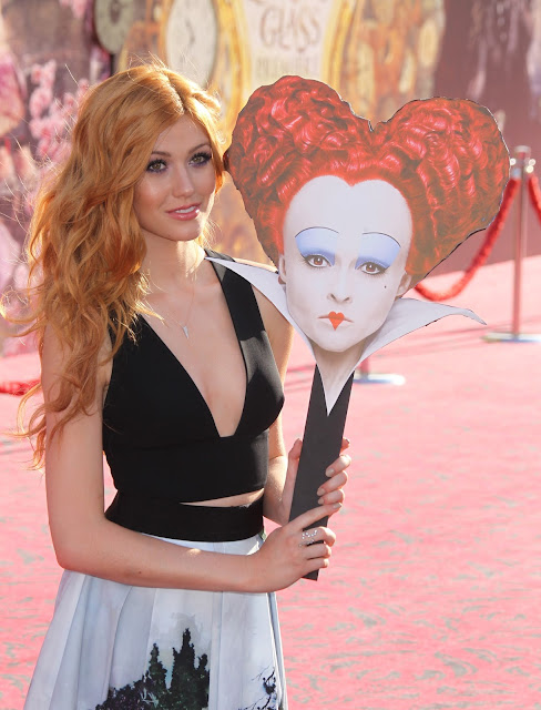 Actress, @ Katherine McNamara - Premiere Of Disney's Alice Through The Looking Glass in Hollywood