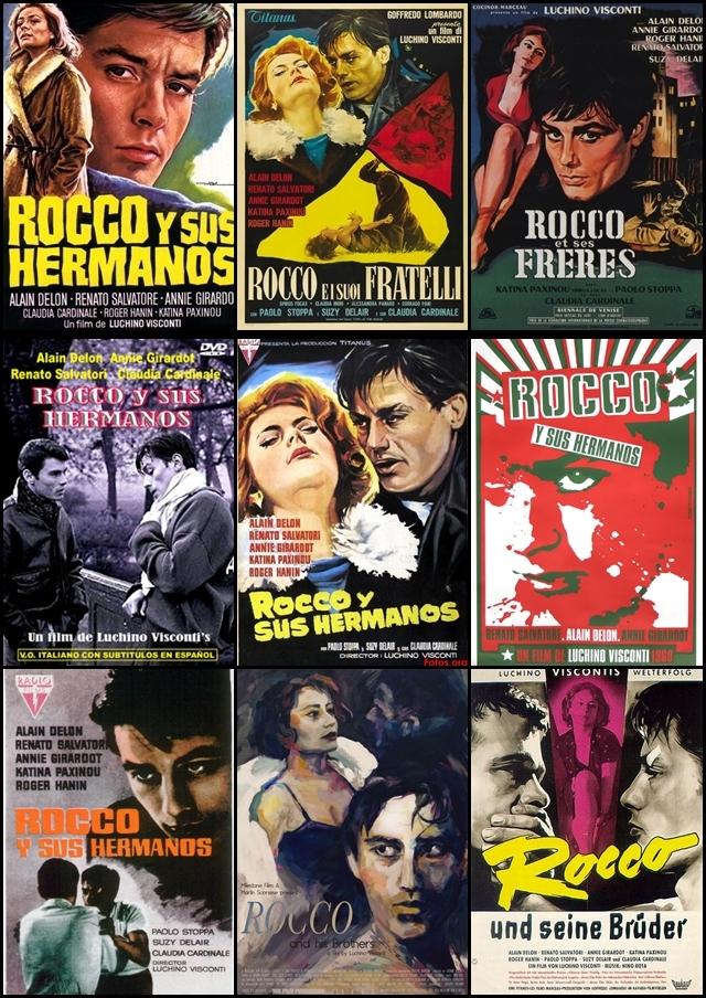 Rocco, hermanos,brothers, Visconti
