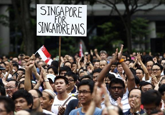 Gegara Resesi, Singapura Mulai Hambat TKA Bahkan Di-PHK