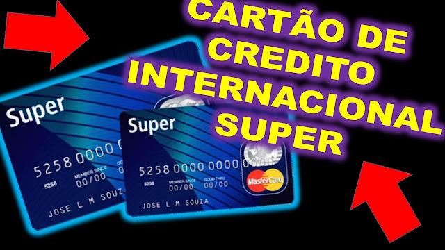 Fazer cartão de crédito