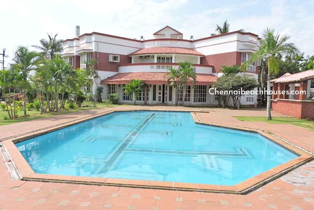 blue angel beach house in ecr for birthday party