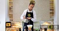 Bernardo Garcia en ¿Amor, Café?