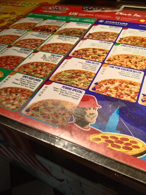 us pizza sedap