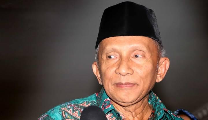 Prabowo vs Anies di 2024, Amien Rais Sebut Kelompok Tak Terbayangkan