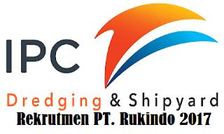 Rekrutmen PT. Rukindo 2017