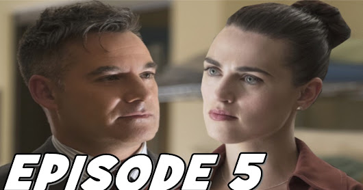"Vs. Edge, Lena and Supergirl V. Reign - Supergirl Season 3 Episode 5 ""Damage"" Review and Breakdown!!!"