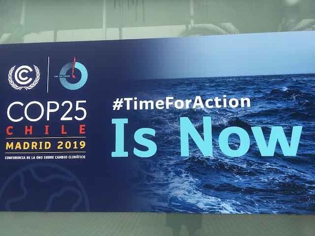 Comienza la COP25 con la esperanza de reforzar los compromisos climáticos