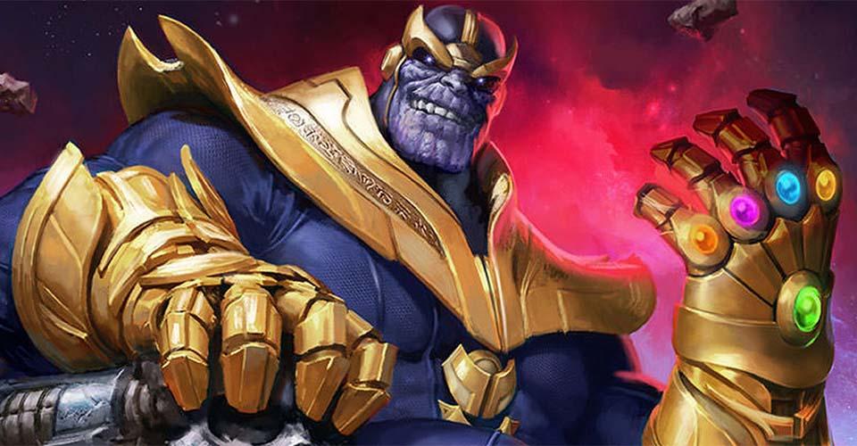 Thanos: La forma final del villano del MCU es mucho más fuerte que el guante del infinito