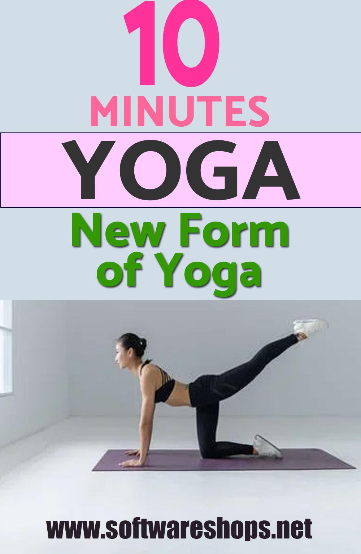 10 minutes yoga