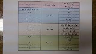 جدول اسعار البنزين والسولار والغاز بعد تعويم الجنية
