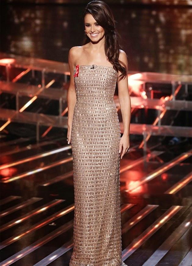 Cheryl Fernandez-Versini X Factor Dress