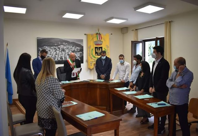 MARTIRANO LOMBARDO -  CONVOCAZIONE CONSIGLIO COMUNALE