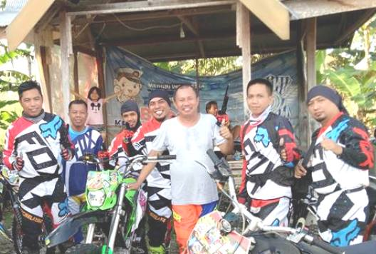 Rider TITAC, Kembali Kibarkan Nama Selayar, Di, Pinrang Trail Adventure