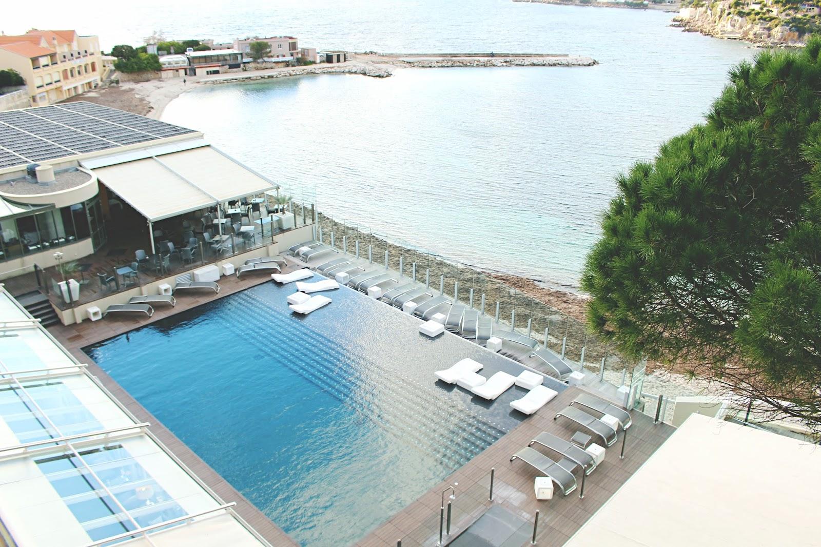 bandol thalazur piscine