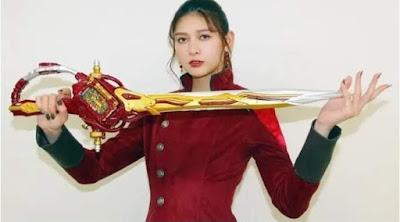 Kamen Rider Saber Angela Mei