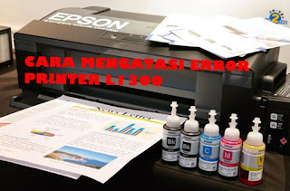 Printer Epson L1300 General Error