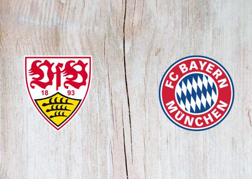 Stuttgart vs Bayern Munich -Highlights 28 November 2020