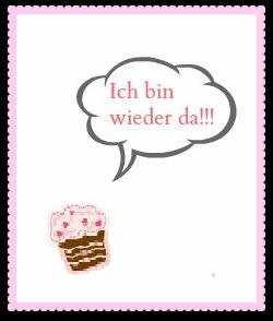 Bookscupcakes Ich Bin Wieder Da