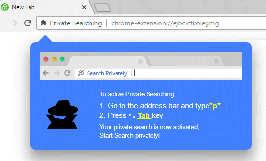 Private Searching (Hijacker)