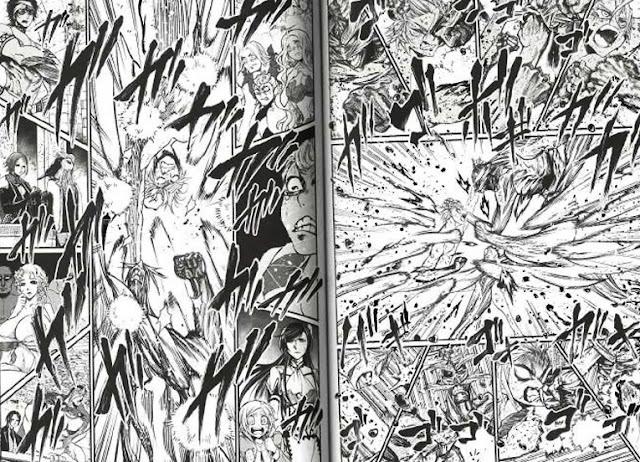Review de Shuumatsu no Valkyrie vols 3 y 4 de Shinya Umemura y Takumi Fukui, Ivréa.