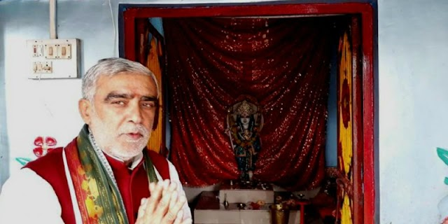 केंद्रीय मंत्री अश्विनी चौबे बोले- फैसला पक्ष में आया तो जल्द शुरू होगा राम मंदिर का निर्माण