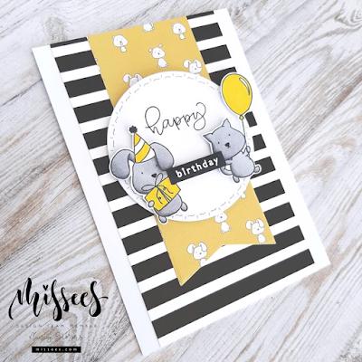 Missees by Karin Joan - Happy Birthday