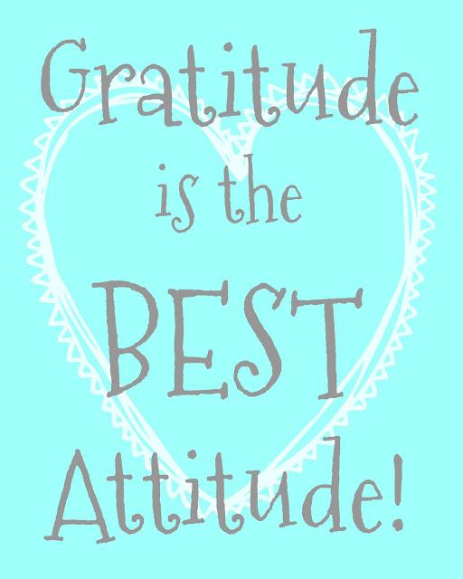 free printable and easy ways to practice gratitude
