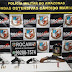 Polícia Militar prendeu 28 pessoas e apreendeu três adolescentes no Amazonas