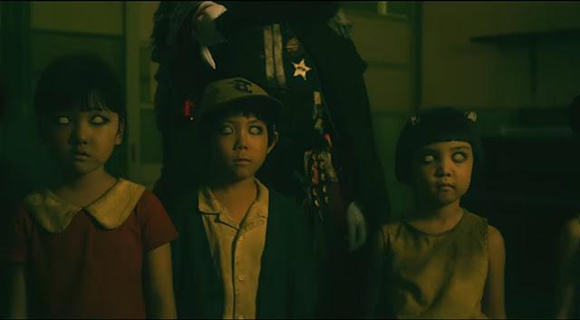 Sinopsis Film Horror Kodomo tsukai: Innocent Curse (2017)