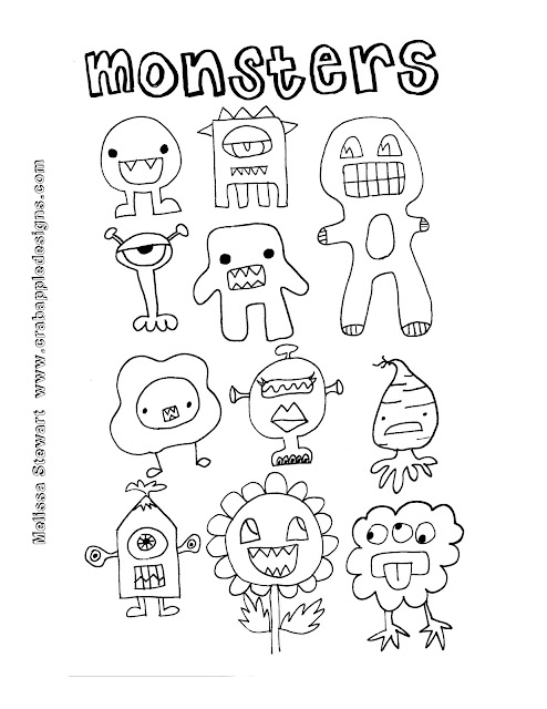 design coloring pages on mac - photo#19