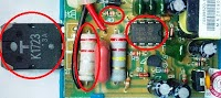 Oscilator kit power supply