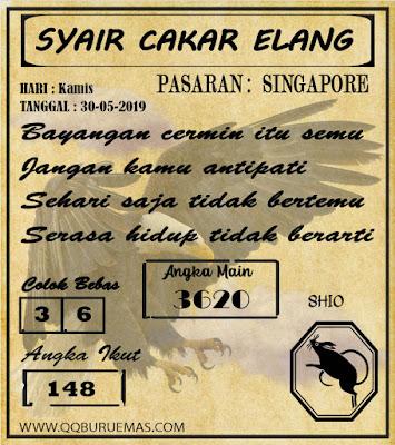 SYAIR SINGAPORE 30-05-2019