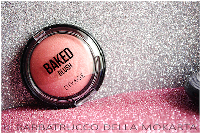 n 01 Baked Blush  -  DIVAGE  - StayGlam Collection Spring/Summer 2016