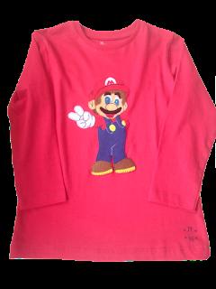 Camisetas de fieltro personalizadas cumpleaños