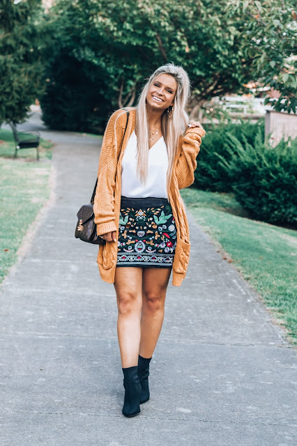 MUST HAVE FALL LAYERING STAPLE
