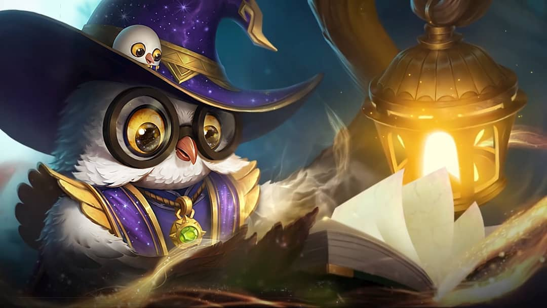 Wallpaper Diggie Constellation Skin Mobile Legends HD for PC