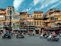 Hanoi's Old Quarters - A Reflection of the Past and Present