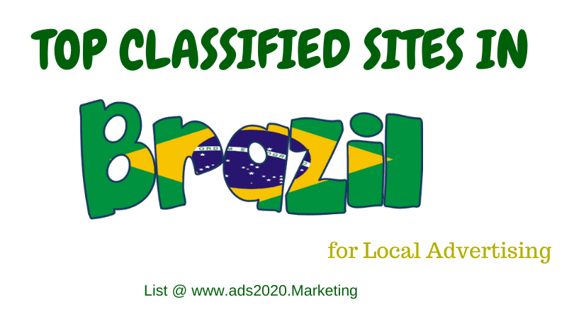 Top Classified Sites in Brazil for Local Advertising-810x450