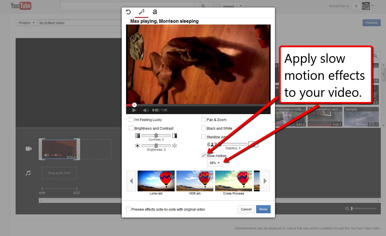 Free Technology for Teachers: Create Slowmotion Videos ...