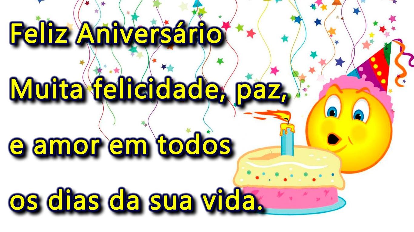 Parabéns Pra Você Cunhada Mensagem De Aniversário: Mensagem De Parabéns E Feliz Aniversário