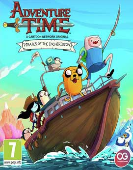 Adventure Time - Pirates of the Enchiridion Jogos Torrent Download capa