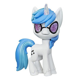 MLP Sparkle Unicorn Collection DJ Pon-3 Brushable Pony